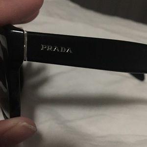 Prada Accessories - Practically New Authentic Prada Sunglasses